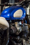 Bobber 1200 Blue Candy