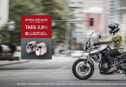 Offre TAEG 2,9% TIGER 800